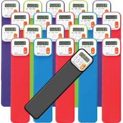 Mark-My-Time™ Digital Bookmark Classroom Pack